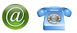Telephone-email